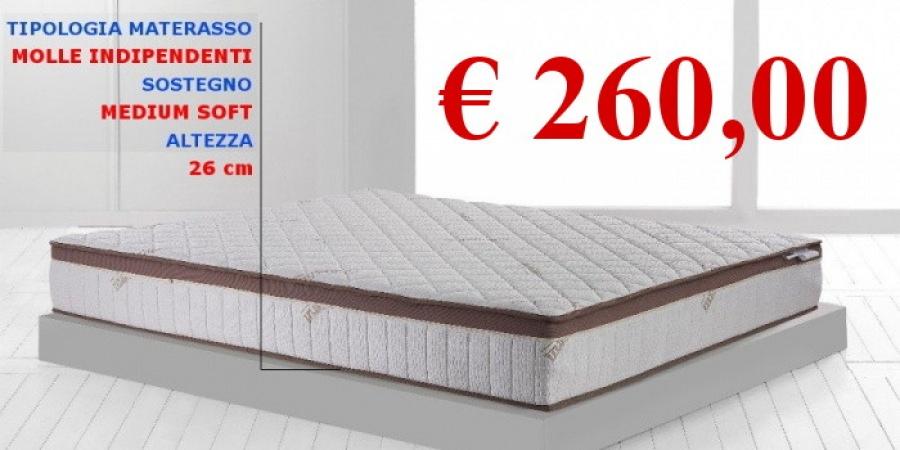 materasso magniflex sonno super 1600 prezzo € 949